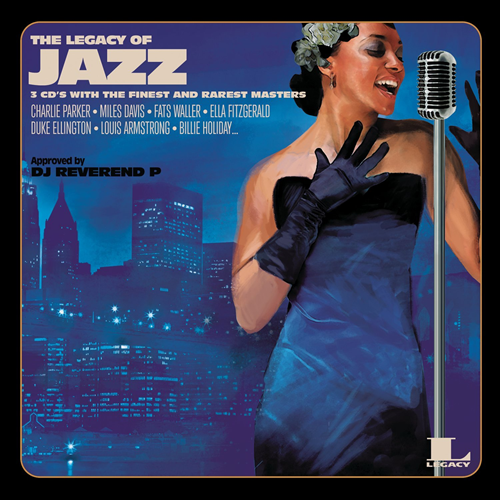 The Legacy Of Jazz (3CD)