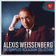 Produktbilde for Alexis Weissenberg - The Complete Rca Album Collection (7CD)