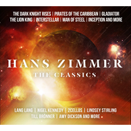 Produktbilde for Hans Zimmer - The Classics (CD)
