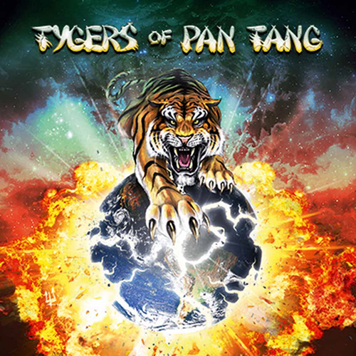 Tygers Of Pan Tang (CD)