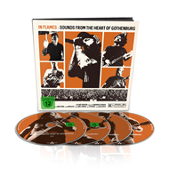 Sound From The Heart Of Gothenburg - Earbook Edition (2CD+DVD+Blu-ray)