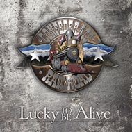 Lucky To Be Alive (CD)
