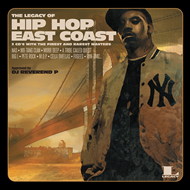 Produktbilde for The Legacy Of Hip Hop East Coast (3CD)