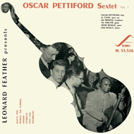 Oscar Pettiford Sextet (CD)