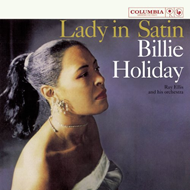 Lady In Satin (CD)