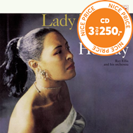 Produktbilde for Lady In Satin (CD)