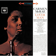 Carmen Mcrae Sings Lover Man And Other Billie Holiday Classics (CD)