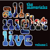 Produktbilde for All Night Live Volume 1 (CD)