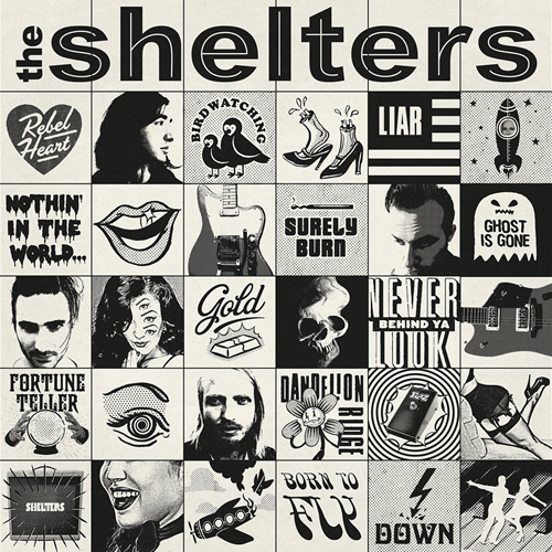 The Shelters (CD)