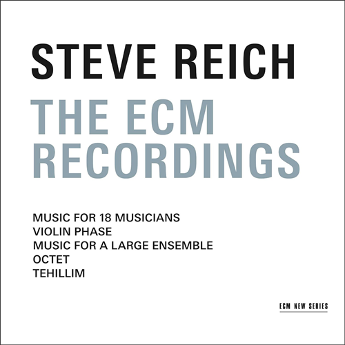 Reich: The Ecm Recordings (3CD)