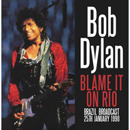 Blame It On Rio - Brazil Broadcast 1990 (CD)