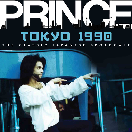 Tokyo 1990 - The Classic Japanese Broadcast (CD)