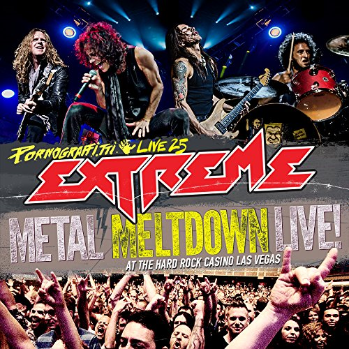 Extreme - Pornograffitti Live 25 / Metal Meltdown (BLU-RAY + DVD + CD)