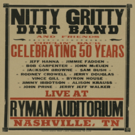 Circlin' Back - Celebrating 50 Years: Live At Ryman Auditorium (CD)