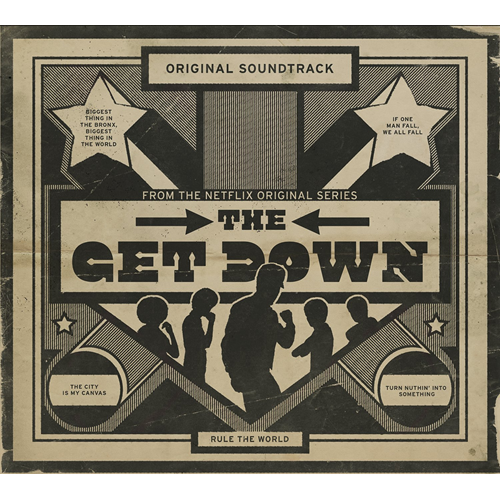 The Get Down - Original Soundtrack From The Netflix Series: Deluxe Edition (2CD)