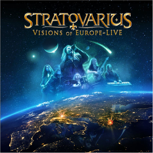 Live! Visions Of Europe (CD)