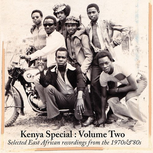 Kenya Special: Volume Two - Selected East African Recordings From The 1970S & 80S (CD)