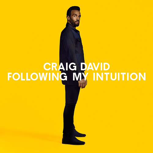 Following My Intuition (CD)