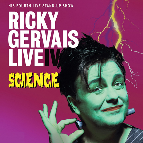 Ricky Gervais Live - Science (CD)