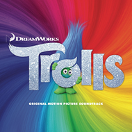 Trolls - Original Motion Picture Soundtrack (CD)