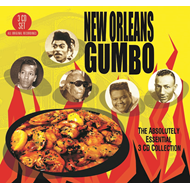 New Orleans Gumbo - The Absolutely Essential Collection (3CD)