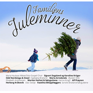 Produktbilde for Familiens Juleminner (CD)