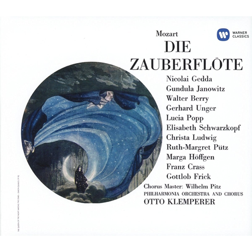 Mozart: Die Zauberflöte (The Magic Flute) (2CD)