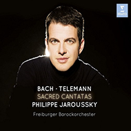 Bach / Telemann: Sacred Cantatas - Deluxe Edition (m/DVD)