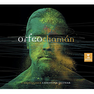 Produktbilde for Orfeo Chaman - Deluxe Edition (m/DVD)
