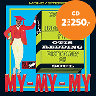Produktbilde for Complete & Unbelievable...The Otis Redding Dictionary Of Soul - 50th Anniversary Edition (2CD)