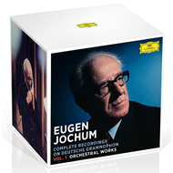Eugen Jochum - Complete Recordings On Deutsche Grammophon Vol. 1: Orchestral Works (42CD)