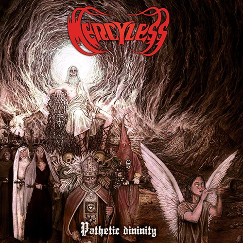 Pathetic Divinity - Limited Digipack Edition (CD)