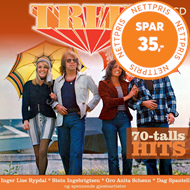 Produktbilde for Treff - 70-Talls Hits (2CD)