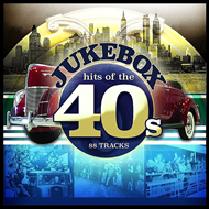 Jukebox Hits Of The 40s (4CD)