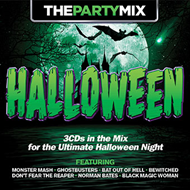 The Party Mix - Halloween (3CD)