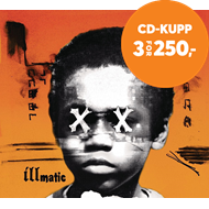 Produktbilde for Illmatic Xx - Deluxe Legacy Edition (2CD)