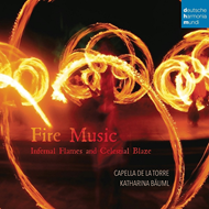 Fire Music - Infernal Flames And Celestial Blaze (CD)
