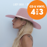 Produktbilde for Joanne - Deluxe Edition (CD)