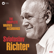 Produktbilde for Sviatoslav Richter - The Complete Warner Recordings (Hmv & Teldec) (24CD)