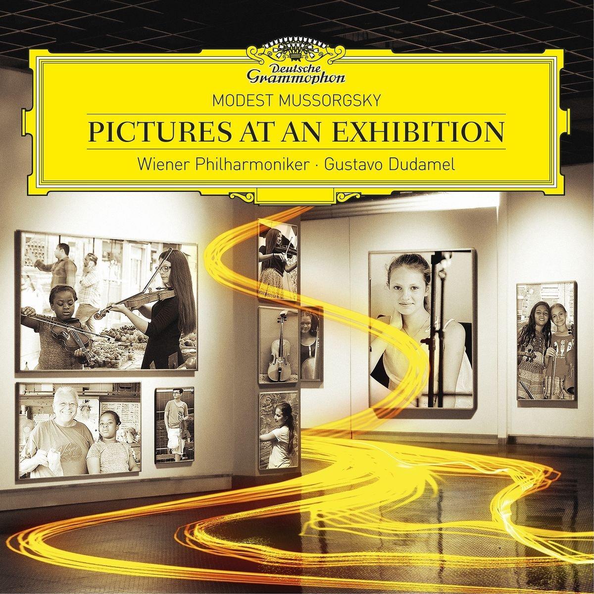 Mussorgsky: Pictures At An Exhibition av Modest Mussorgsky ...