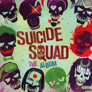Produktbilde for Suicide Squad: The Album (CD)