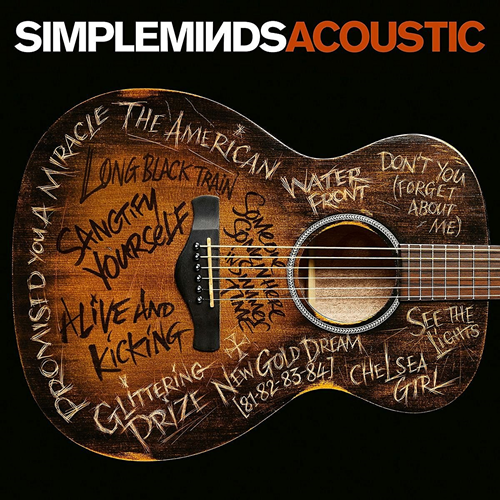 Simple Minds Acoustic (CD)