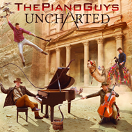 The Piano Guys - Uncharted (CD)