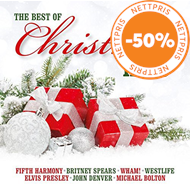 Produktbilde for The Best Of Christmas Hits (UK-import) (CD)