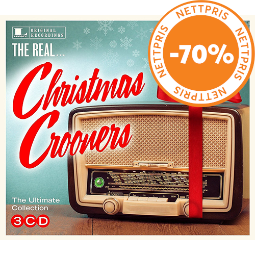 The Real... Christmas Crooners (3CD)