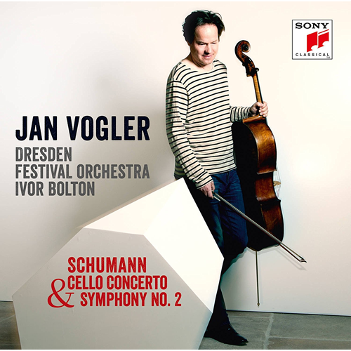 Jan Vogler - Schumann: Cello Concerto & Symphony No. 2 (CD)