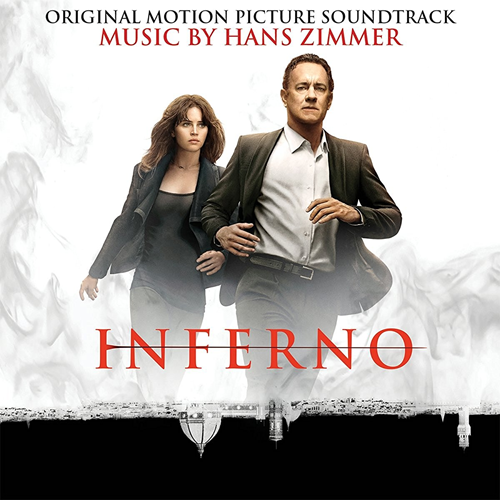 Inferno - Original Motion Picture Soundtrack (CD)