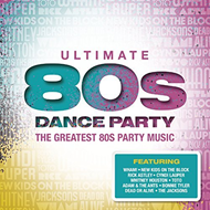 Ultimate 80s Dance Party (4CD)