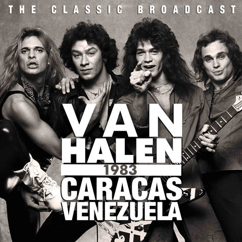 Caracas, Venezuela 1983 - The Classic Broadcast (CD)