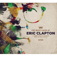The Many Faces Of Eric Clapton (3CD)